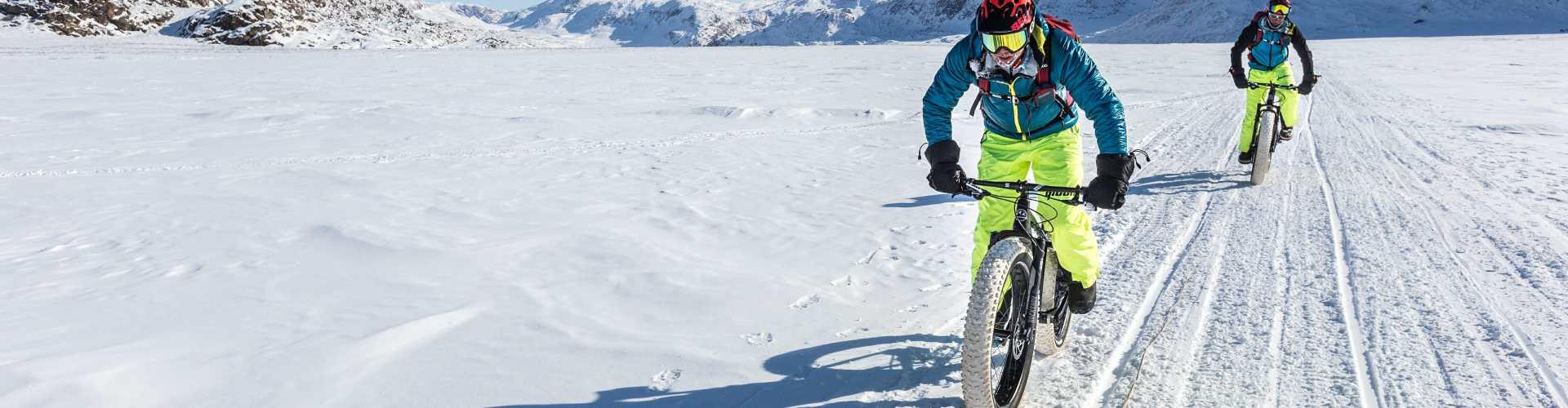 10 tips til hvordan du møter vinteren på sykkel