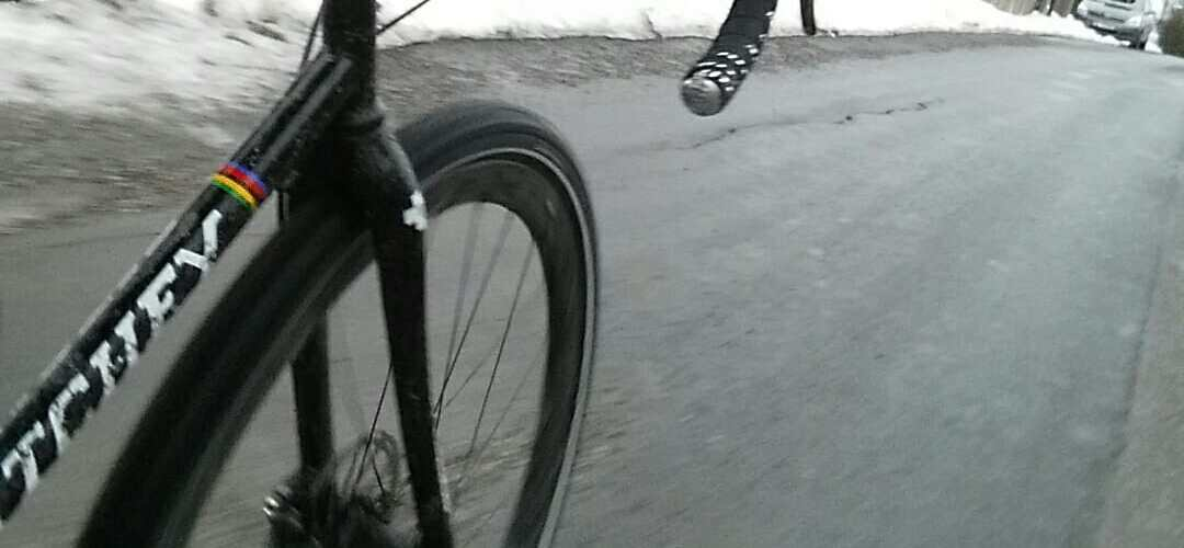 Test av piggdekk for cyclocross og hybridsykler