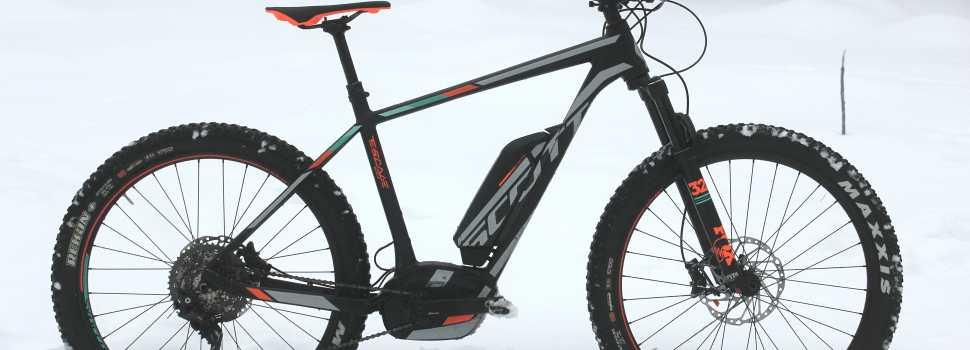Test av el-sykkel: Scott E-Scale 710 Plus