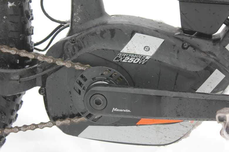 bosch e-bike engine