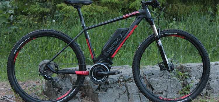 Test av elsykkel: Birk E-Ride