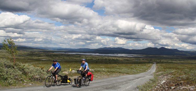 Forfatterne bak «Langtur på sykkel i Norge» røper sine beste vekttips