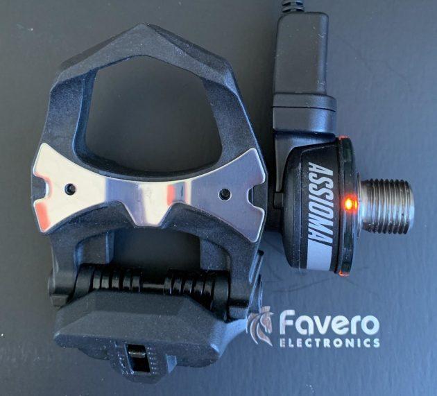 Test av Favero Assioma DUO kraftpedaler