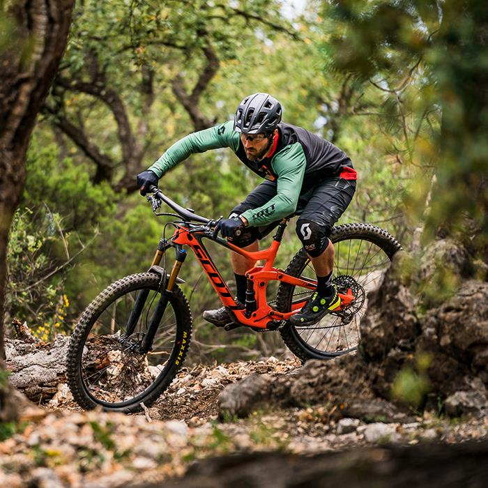 Test Scott MTB RC Evo terrengsko