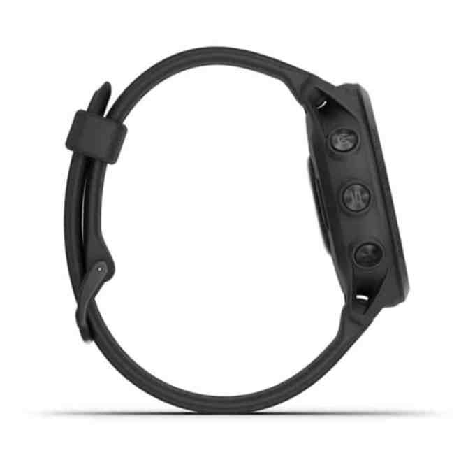 Garmin Forerunner 745 side