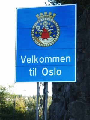 Godt å komme til Oslo!