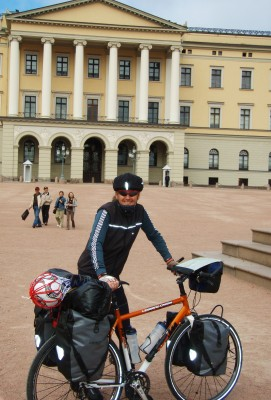 Turist i Oslo!