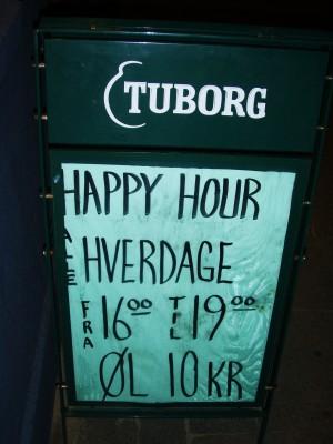 Det blir ikke problemer med veskebalansen i Danmark!