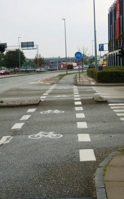 God markering for syklister!