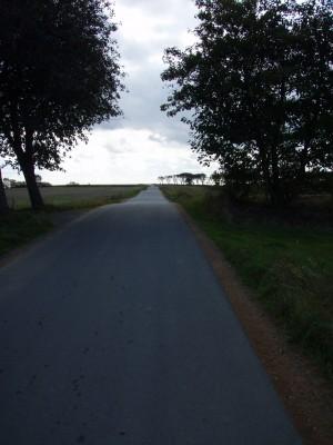 På landsbygda i Danmark!
