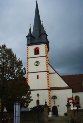 Kirker over at i Tyskland!
