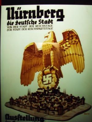 Nürnberg var sentral for Hitler.