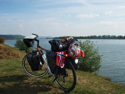 En flott dag langs Donau!
