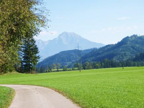 Alpene nærmere seg!