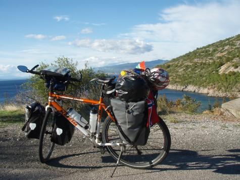 På tide å bytte motiv? Nok bilder av sykkelen nå!