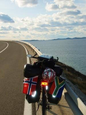 Flott langs kysten til Kroatia!