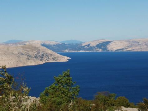 Vakkert langs kysten av Kroatia!