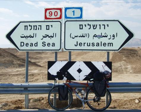 Jerusalem hadde også vært interessant, men man får ikke med alt!