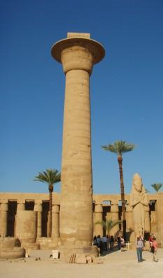 Mye flott å se i Luxor!