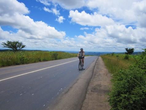 Fine sykkelforhold syd i Tanzania!