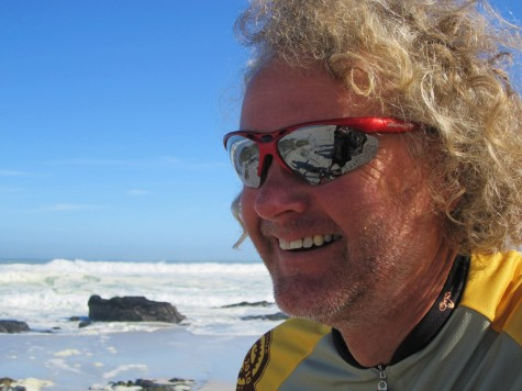 Cape Town i sikte og jeg er godt fornøyd med dagen!