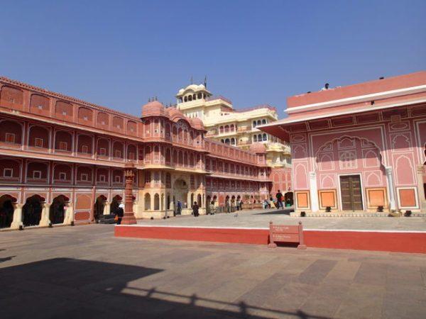 Sykkeltur India på langs - Jaipur