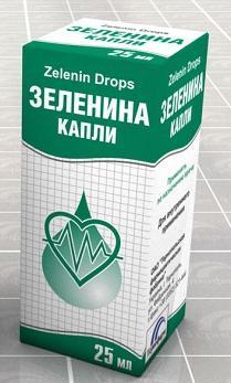 407651 - Как действат капки Зеленин в случай на брадикардия и има ли ефект върху тях