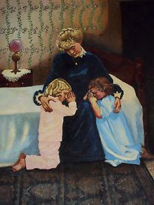 Молитва о послушании детей родителям