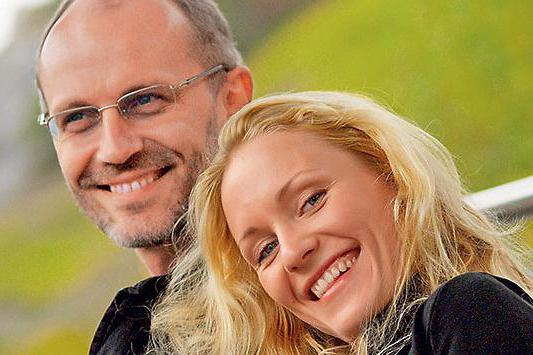 Катя Гордон биография личная жизнь семья муж дети фото