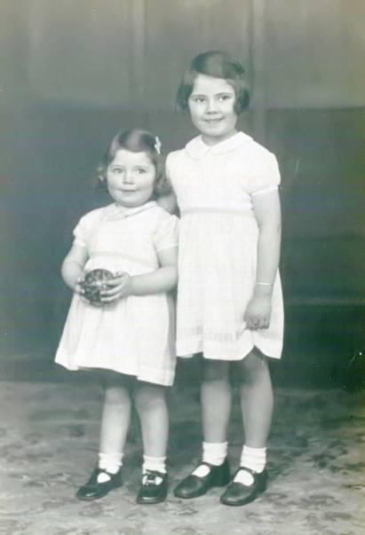 Mum and Auntie