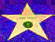 In 2003 Bob hope died.