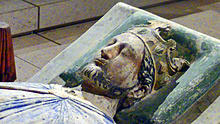 In 1189 Richard I of England officially invested as Duke of Normandy.
