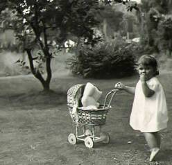 I was learning to walk in 1963.