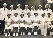 First women's Test Match 1934