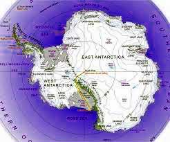 Scientists locate true South Pole 1996.