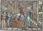 Mary Queen of Scots executed in 1587,