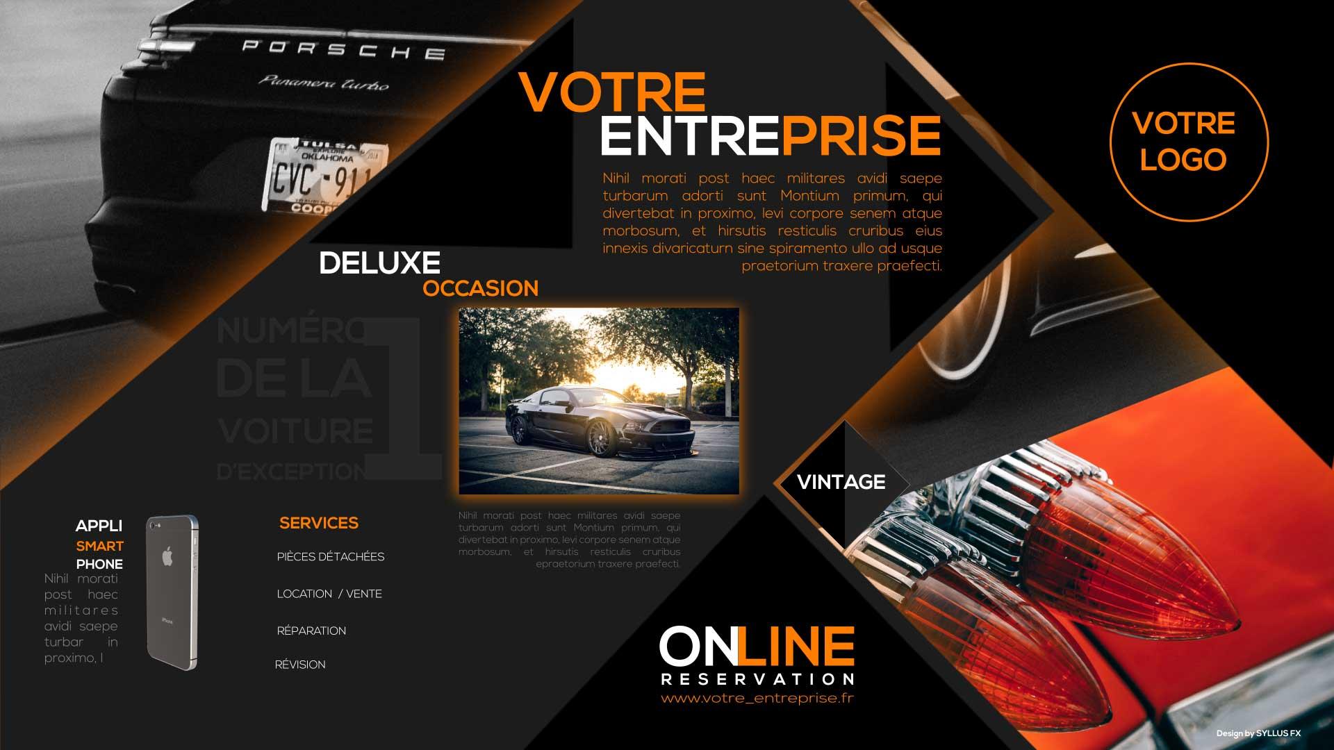 template affichage dynamique 004F