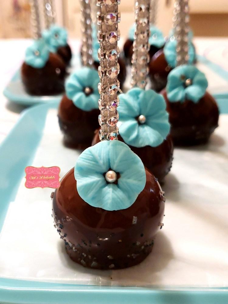 Gluten free cakepops