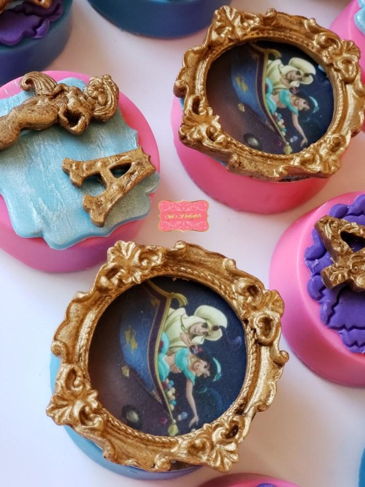 Aladdin Oreo cookies