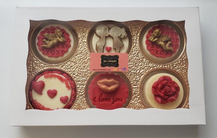Valentine Chocolate Oreo gift