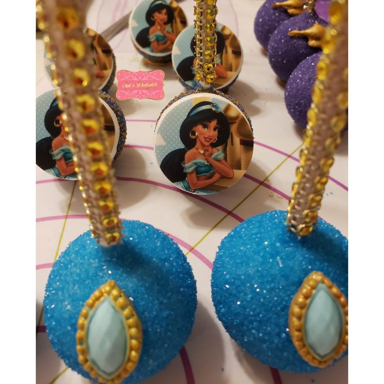 Jasmine party package