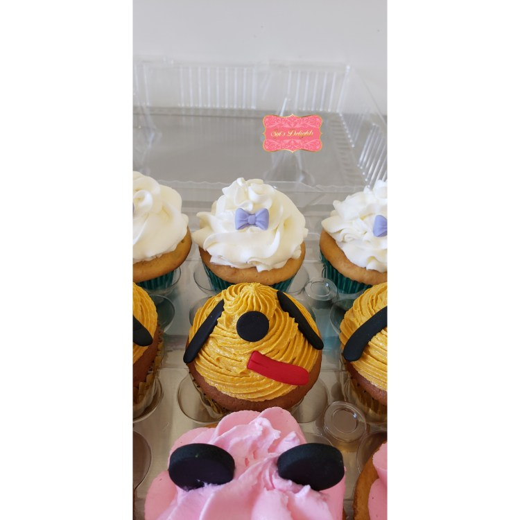 Mickey Mouse clubcakes