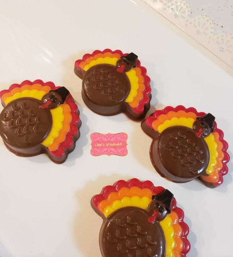 Turkey Oreo cookies