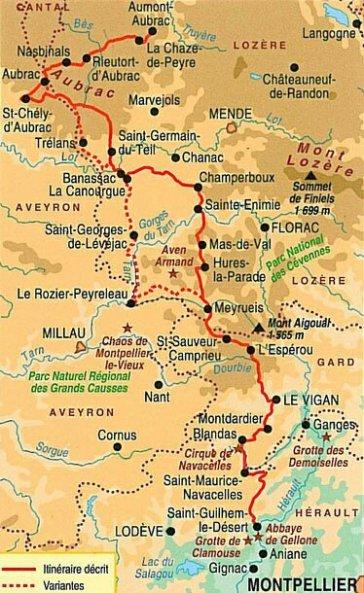 Le Chemin De Saint Guilhem : chemin, saint, guilhem, Bientôt, Chemin, Guilhem, Pèlerine, Sylvainbazin.com