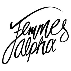 Logo du mouvement des Femmes Alpha