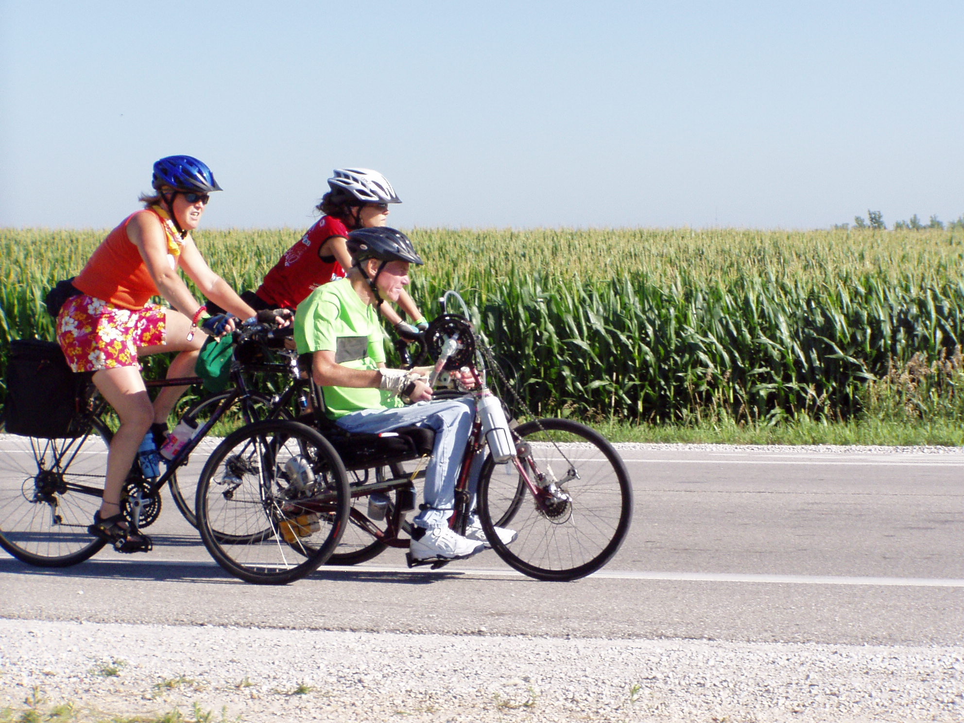 RAGBRAI love and inspiration