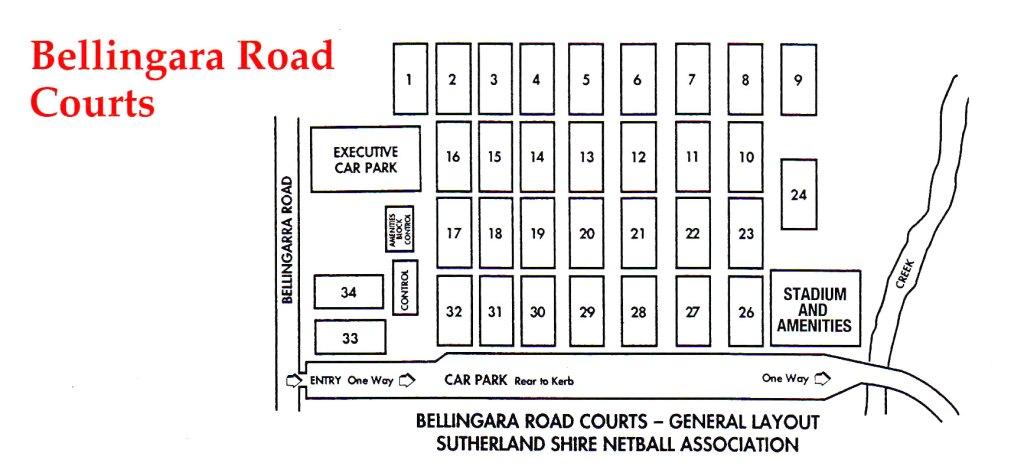 Bellingara Road Courts