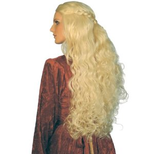 5 medieval facts of hair sylver