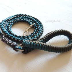 Handmade Bungee Cord Dog Leash