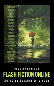 Flash Fiction Online 2020 Anthology New Cover